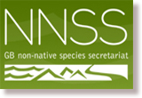 Non-native species secretariat logo