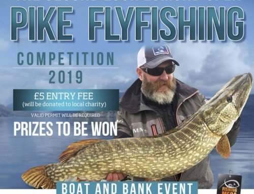 LLAIA – GAC Pike Fly Fishing Competition- 9 June 2019
