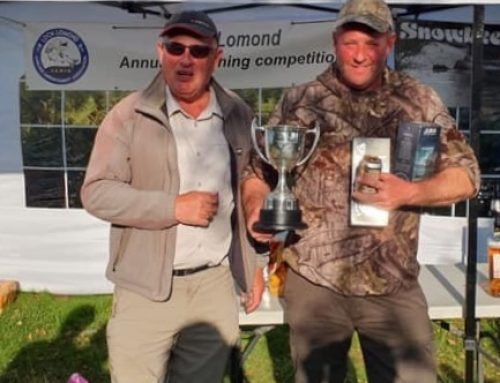 Loch Lomond Fly Fishing Competition – 2019