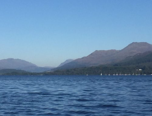 East road round Loch Lomond closed to non-local traffic for three weeks