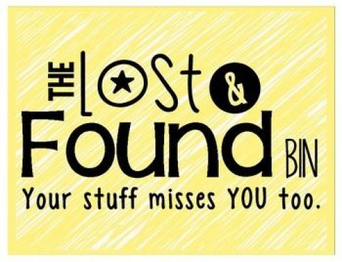 LOST & FOUND – ROD TOP
